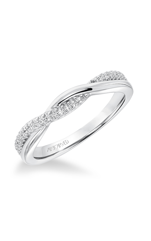 ArtCarved TATE Wedding Band 31-V671W-L product image