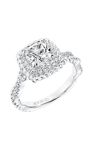 Artcarved  Ashby Engagement Ring  31-V700EUW-E product image