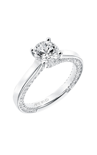 Artcarved  Astara Engagement Ring  31-V714ERW-E product image