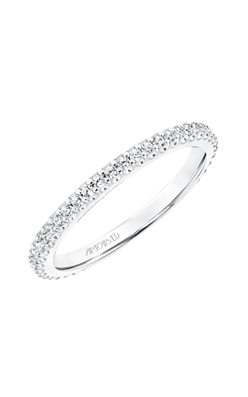 Artcarved  Ryane  Ladies Wedding Band  31-V702W-L product image