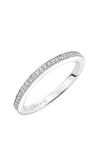 Artcarved  Kayee Ladies Wedding Band  31-V604GCW-L product image