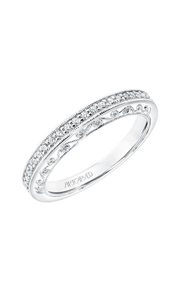 Artcarved  Savannah Ladies Wedding Band  31-V723W-L product image