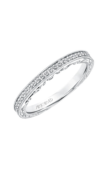 Artcarved  Minnie  Ladies Wedding Band  31-V683W-L product image