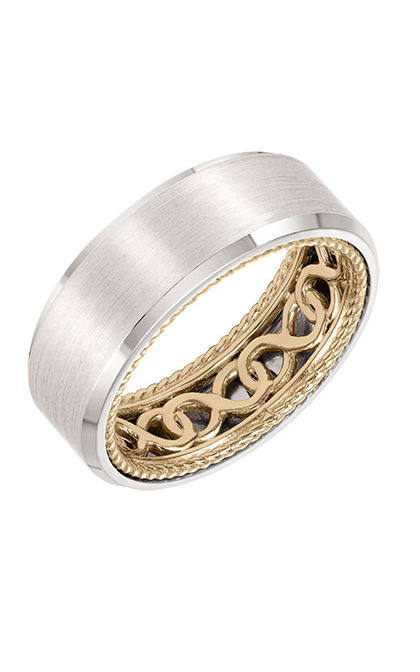 Artcarved Men's Contemporary Wedding Band 11-WV01A8-G product image