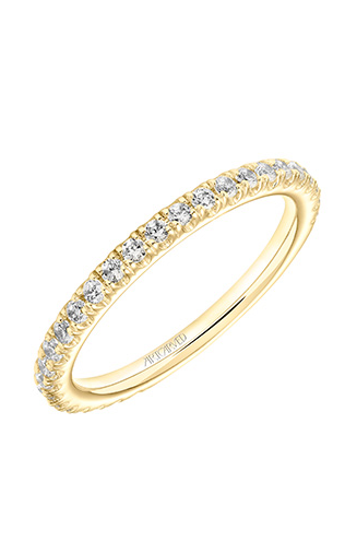 Artcarved Ladies Classic Wedding Band 31-V742Y-L product image