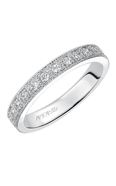 Artcarved Women's Vintage Wedding Band 33-V97C4W65-L product image
