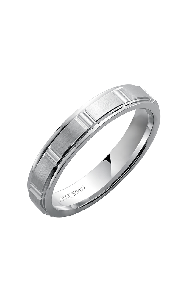 Artcarved HENDON 6.5mm Wide, Engraved Wedding Band 11-WV7313W-G product image