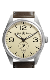 Bell and Ross Automatic BR123 Original Beige