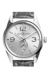 Bell and Ross Automatic BR123 Officer Silver