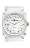Bell and Ross BR 03-92 BR03 White Ceramic