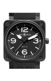 Bell and Ross BR 01-92 BR01-92 Carbon