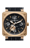 Bell and Ross BR 01-97 Reserve de Marche BR01-97 Pink Gold