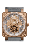 Bell and Ross BR 01 Tourbillon BR01 Tourbillion Gold