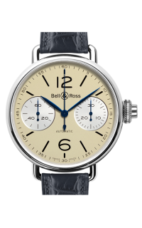 Bell and Ross WW1 Chronograph Monopoussoir WW1 Ivory
