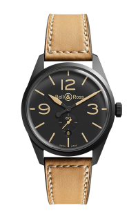 Bell and Ross Automatic BR123 Heritage Ceramic