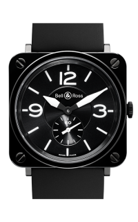 Bell and Ross BR S QUARTZ BR S Black Ceramic
