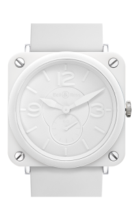 Bell and Ross BR S QUARTZ BR S White Phantom