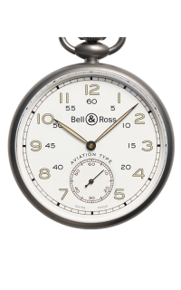 Bell and Ross PW1 PW1 Heritage White Dial