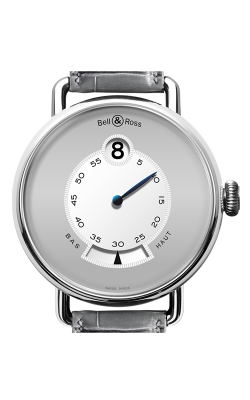 Bell and Ross WW1 Heure Sautante WW1 Platinum