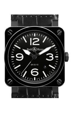 Bell and Ross BR 03-92 BR03-92 Ceramic