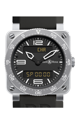 Bell and Ross BR 03 Type Aviation BR03 Steel