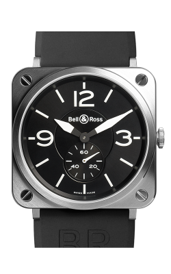 Bell and Ross BR S QUARTZ Watch BR S Steel product image