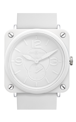 Bell and Ross BR S QUARTZ Watch BR S White Phantom product image