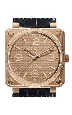 Bell and Ross BR 01-92 BR01-92 Gold Ingot
