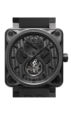 Bell and Ross Aviation BR 01 46 MM Watch BR01 Phantom