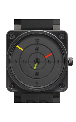 Bell and Ross BR 01 Flight Instruments BR 01 Radar