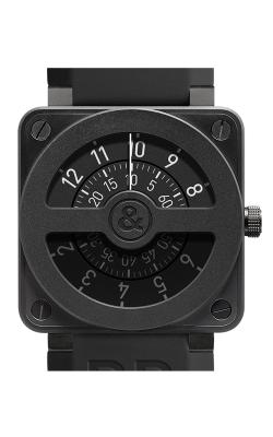 Bell & Ross BR 01 Flight Instruments Watch BR 01 Compass