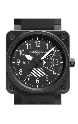 Bell and Ross BR 01 Flight Instruments BR 01 Altimeter