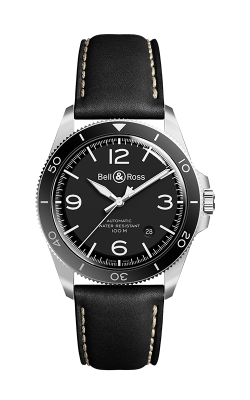 Bell and Ross Vintage Watch BR BR V2-92 Black Steel product image