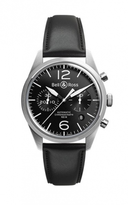 Bell And Ross Chronograph BR126 Original Black product image