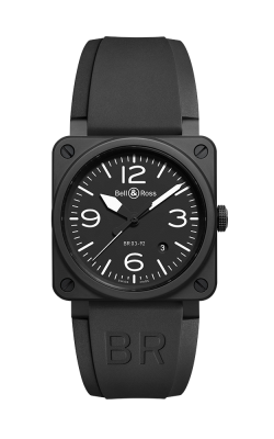 Bell And Ross BR 03-92 BR03-92 Black Matte Ceramic product image