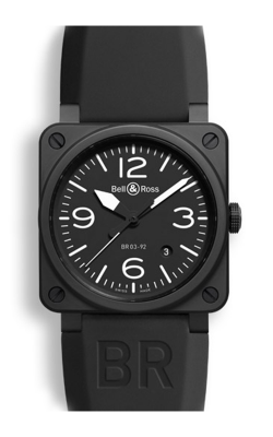 Bell and Ross BR 03-92 BR03-92 Steel product image