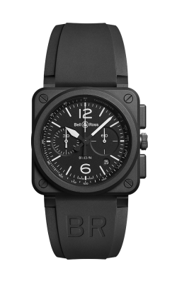 Bell and Ross BR 03-94 Chronographe BR03-94 Black Matte Ceramic product image