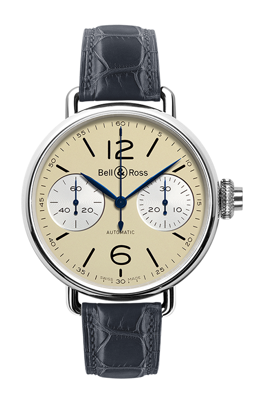 Bell and Ross WW1 Chronograph Monopoussoir Watch WW1 Heritage product image
