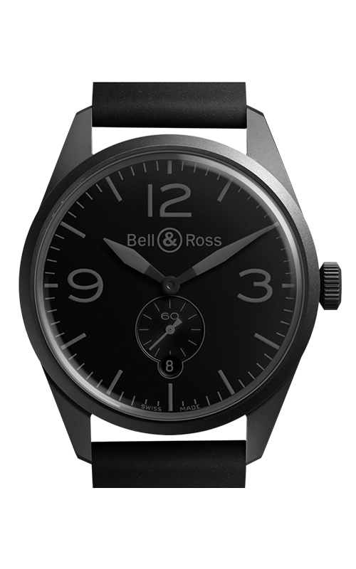 Bell and Ross Automatic Watch BR123 Phantom product image