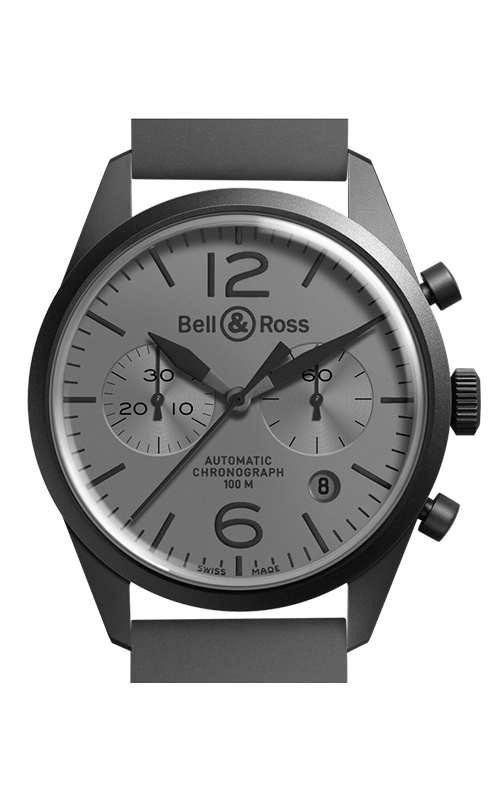 Bell and Ross Chronograph Watch BR126 Commando product image