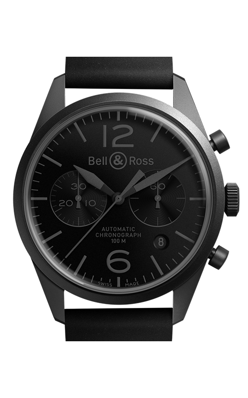 Bell and Ross Chronograph Watch BR126 Phantom product image
