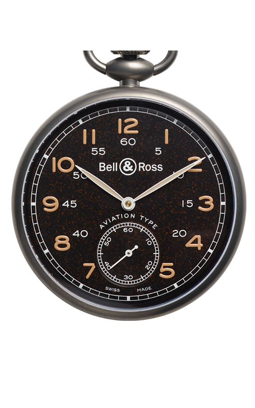 Bell and Ross PW1 Watch PW1 Heritage-Brown Dial product image
