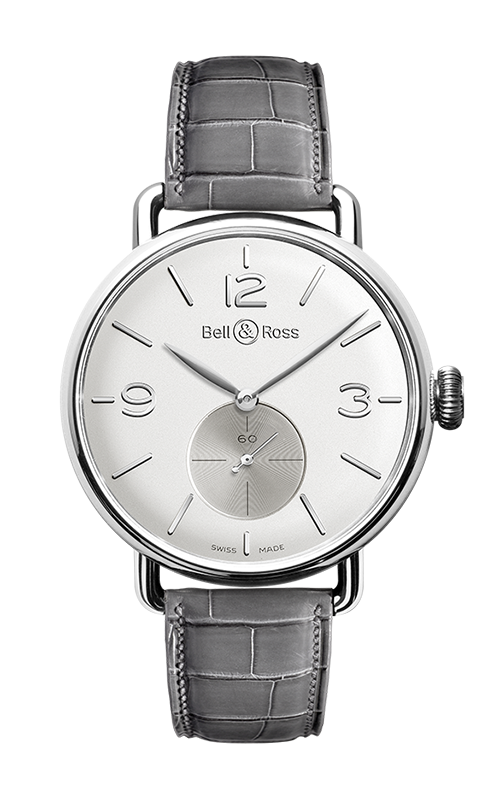 Bell and Ross WW1 Watch WW1 Argentium Opalin product image