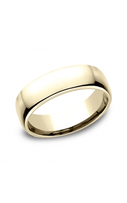 Benchmark European Comfort-Fit Wedding Ring EUCF16518KY07.5 product image