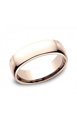 Benchmark European Comfort-Fit Wedding Ring EUCF16514KR06.5 product image