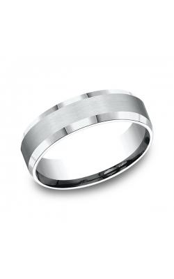 Benchmark Comfort-Fit Design Wedding Band CF6641614KW10.5 product image