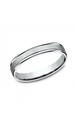 Benchmark Comfort-Fit Design Wedding Band RECF7402S14KW14.5 product image