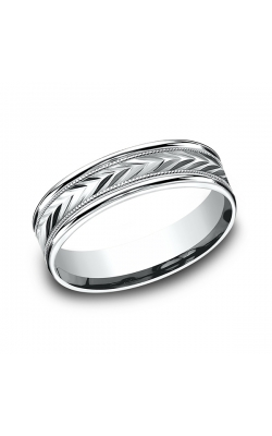 Benchmark Designs Comfort-Fit Design Wedding Band RECF760310KW04 product image