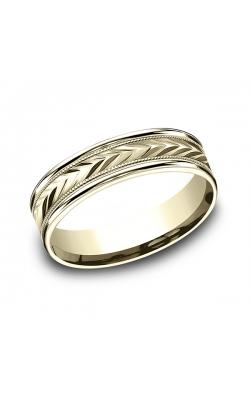 Benchmark Comfort-Fit Design Wedding Band RECF760314KY08 product image