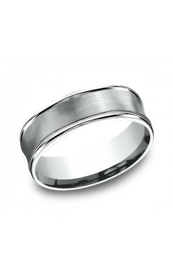 Benchmark Designs Comfort-Fit Design Wedding Band RECF87500PT09.5 product image